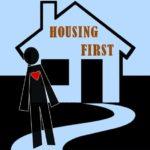 Housing First Logo