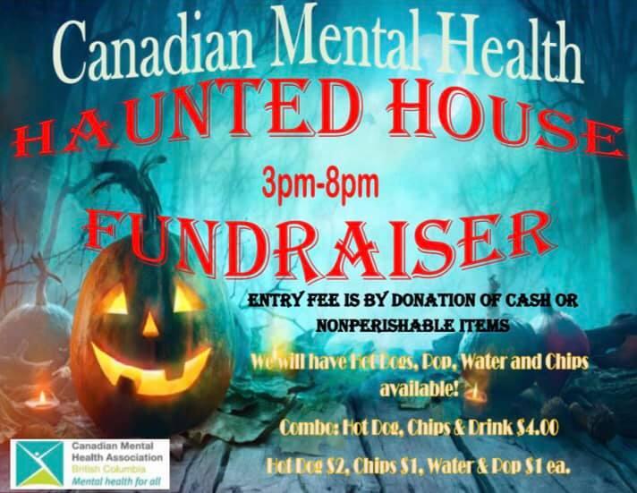 Haunted House Fundraiser